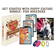 GET STARTED WITH PUPPY CULTURE BUNDLE - FOR BREEDERS LAMINATED EDITION