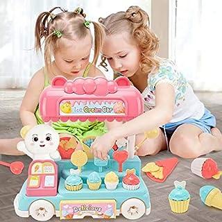 لعبة عربة ايس كريم للاطفال مع اضاءة وصوت 18-7902