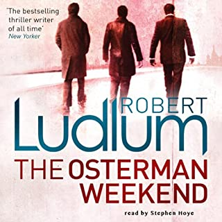 The Osterman Weekend cover art