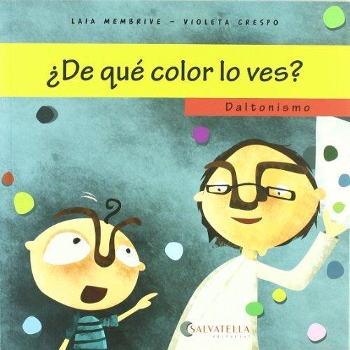 ¿De qué color lo ves?. Daltonismo by Laia Membrive(1905-07-02)
