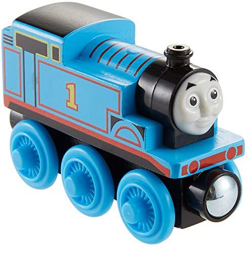 Thomas & seine Freunde GGG29 - Thomas Spielzeuglok aus Holz, Spielzeug Zug ab 3 Jahren