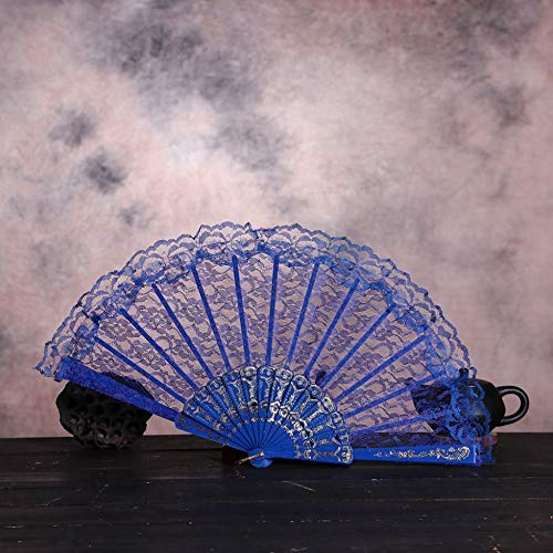 Decorative Frame Best Chinese Style Wooden Fan Dance Wedding Wedding Lace Silk Folding Hand Flower Pitched Roof Window