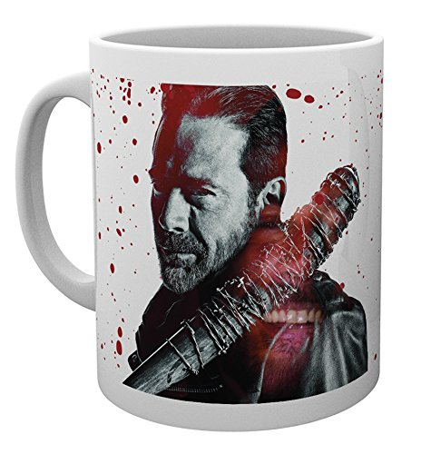 GB Eye Ltd The Walking Dead, Negan Blut, Tasse, verschiedene