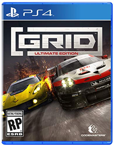 Grid - Ultimate Edition (PlayStation 4) - PlayStation 4 Ultimate Edition