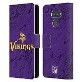 Head Case Designs sous Licence Officielle NFL Marbre Coloré Minnesota Vikings Graphics Coque en...