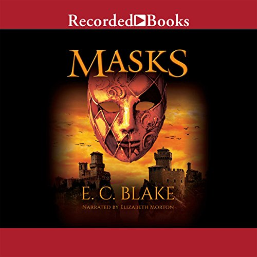 Masks audiobook cover art