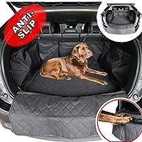 fixcape Doggy, Break et SUV Tapis de Coffre de Coffre Tapis de Protection pour Chien Antidérapant
