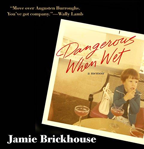 Dangerous When Wet Audiobook By Jamie Brickhouse cover art