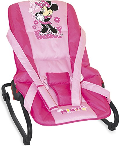 Lulabi Disney Minnie Transat Bébé, Rose