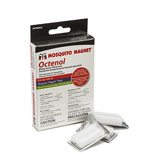 Mosquito Magnet Octenol Biting Insect Attractant, 3 Count