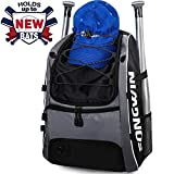 Youth Batte de Baseball Bag – Sac à Dos pour Baseball, T-Ball et équipement de Softball et Gear pour...