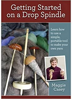 Getting Started On A Drop Spindle