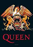 QUEEN logo POSTER FLAGGE POSTER FAHNE by new Officially Liscenced Product