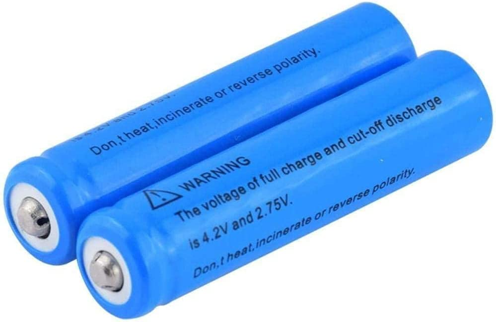 10440 Same day shipping 3 7V 600Mah Lithium Batteries Rechargeable Max 87% OFF for T