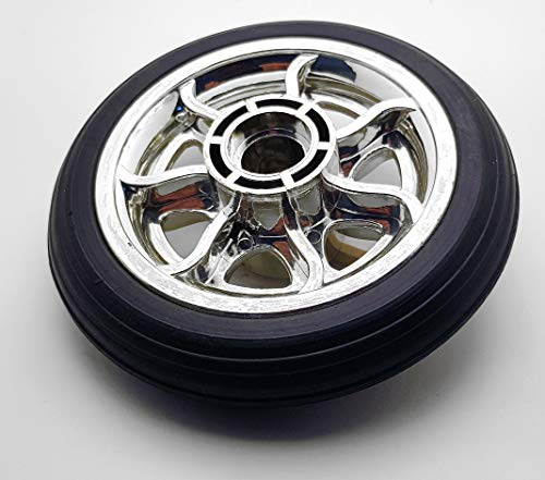 X-moto 2pcs Replacement 150mm Scooter Wheel/TBF/Fuzion/Vokul/BoldCube/Land Surfer Stunt Scooters