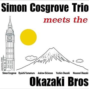 Simon Cosgrove Trio Meets the Okazaki Bros