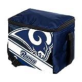 Los Angeles Rams Big Logo Stripe 12 Pack Cooler