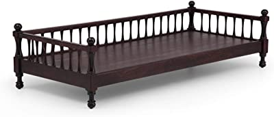 SS WOOD FURNITURE Sheesham Wood Diwan Cum Bed (Day Bed)