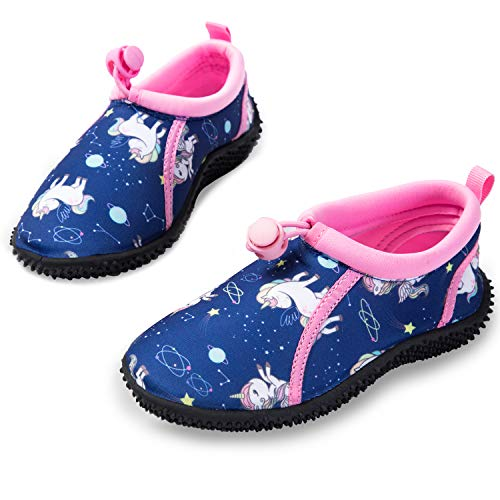 mysoft New Water Shoes, Unicorn, 6 Toddler