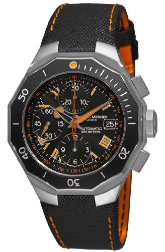 Baume & Mercier Men's 8797 Riviera Chronograph Strap Watch