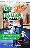 1001 Easy Italian Phrases (Dover Language Guides Italian)