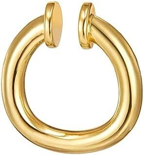 hoop earrings non pierced
