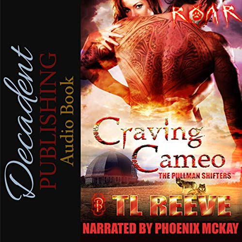 Craving Cameo audiobook cover art