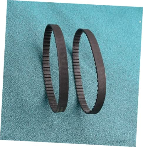 2 Pcs Replacement Drive Belts Craftsman Gorgeous Sears 22 Compatible 2021 spring and summer new with