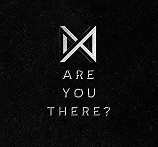 Starship Entertainment Monsta X - are You There? [Random ver.] (Vol.2 Take.1) CD+Booklet+Photocard+Folded Poster+Extra Pho...