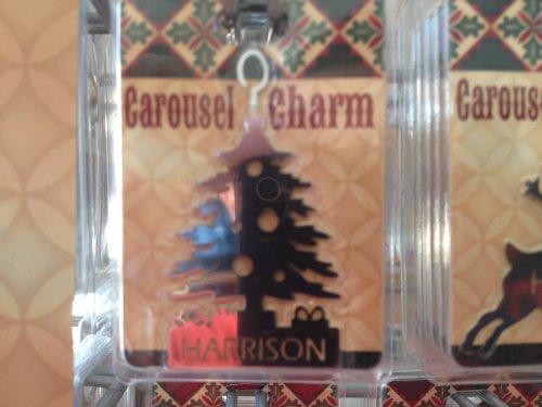 Teelicht-Karussell mit Weihnachtsmotiven-Harrison