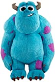 Disney Pixar Monsters Inc. Sulley, Ginormous Plush Monsters, Inc. 35-in Sulley Oversized Soft Toy Movie Character with Long Arms for Naptime, Bedtime & Playtime, Gift for Kids 3 Years & Older