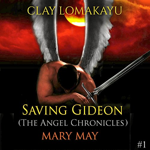 Saving Gideon audiobook cover art