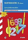 STARK Lernzielkontrollen Grundschule - Mathematik 4. Klasse