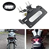 Xitomer Tail Tidy, Fender Eliminator Fit for Yamaha FZ-07 MT-07 2014 2015 2016 2017 2018 2019 2020, with LED License Plate Light, Compatible with OEM/Stock Turn Signal