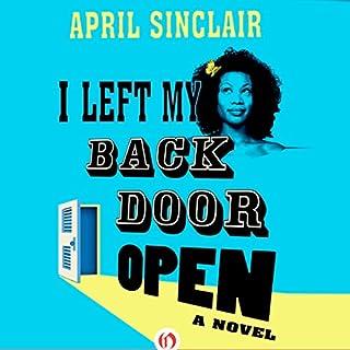 I Left My Back Door Open audiobook cover art
