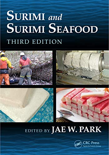 Surimi and Surimi Seafood (English Edition)