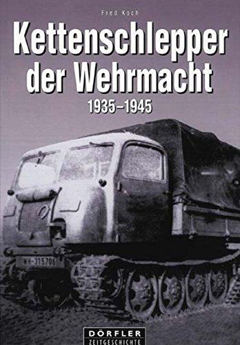 Kettenschlepper der Wehrmacht