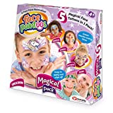 Face Paintoos FP003 Magical Pack Peinture pour Le Visage, Multi