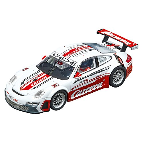 "Carrera Evolution Porsche 911 GT3 RSR Lechner Racing ""Race Taxi"""