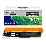 SINOPRINT - Cartucho de tóner Compatible para Impresora Brother TN247 TN-247 para HL-L3210CW L3270CDW L3230CDW MFC-L3730CDN L3770CDW L3750CDW L3710CW DCP-L3550CDW L3510CDW TN243 TN-243 (1 Negro)