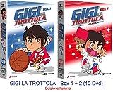 GIGI LA TROTTOLA Box 1+2 (10 Dvd) Ed. Italiana