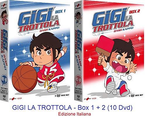 GIGI LA TROTTOLA Box 1+2 (8 Blu-ray) Ed. Italiana