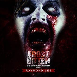 Frostbitten audiobook cover art