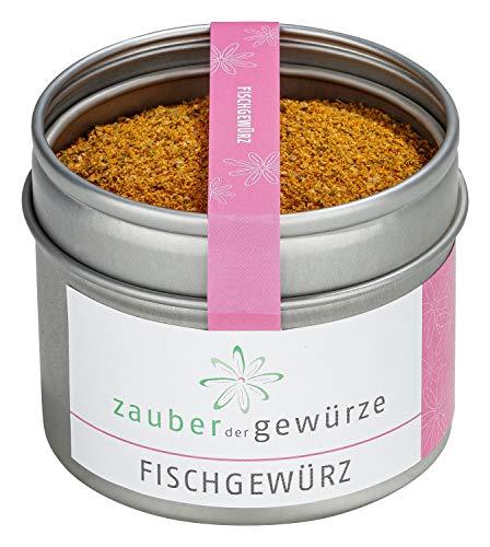 Zauber der Gewürze Fischgrill- & Bratgewürz, 70g