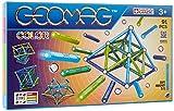 Geomag- Jeux de Construction, GMC03, Multicolore, 91 Pièces