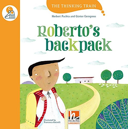 Roberto's backpack, mit Online-Code: The Thinking Train, Level c