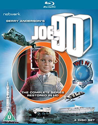 Joe 90: The Complete Series [Blu-ray]