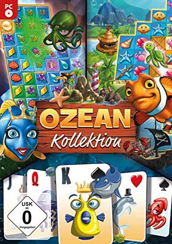 OZEAN Kollektion - 3 Spiele in einer Box für Windows 10 / 8.1 / 8 / 7