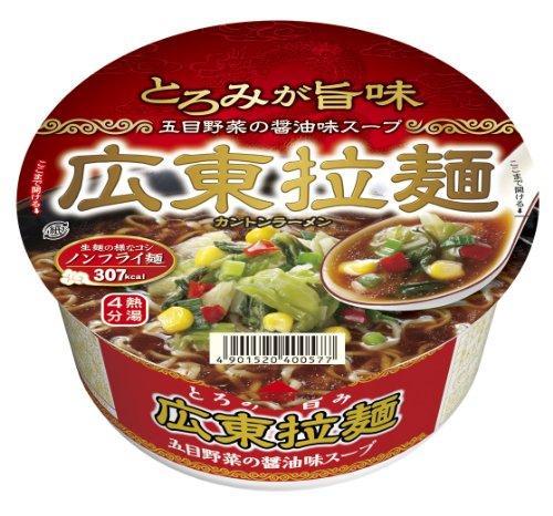 大和 一朗選出_第9位:テーブルマーク『広東拉麺』