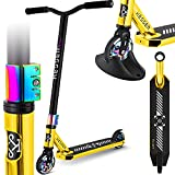 KESSER® Stunt Scooter X-Limit-Pro 360° Lenkung Funscooter...